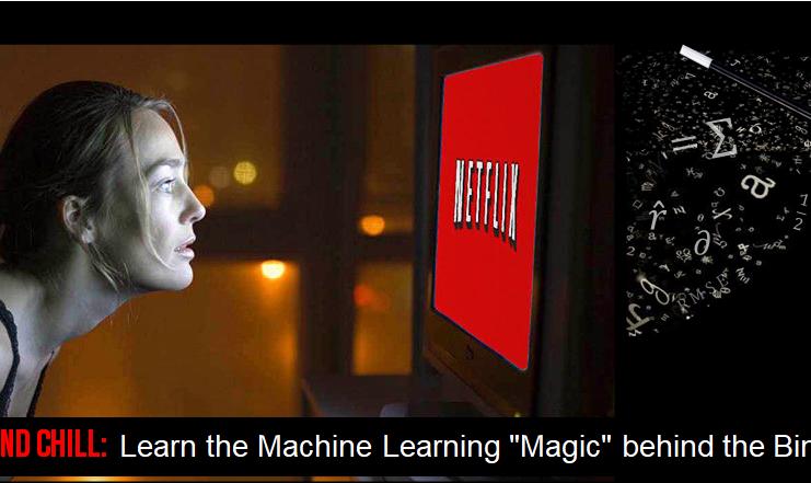 What machine learning algorithm does Netflix use